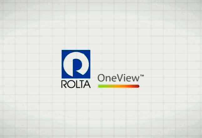 Rolta OneView™ width=