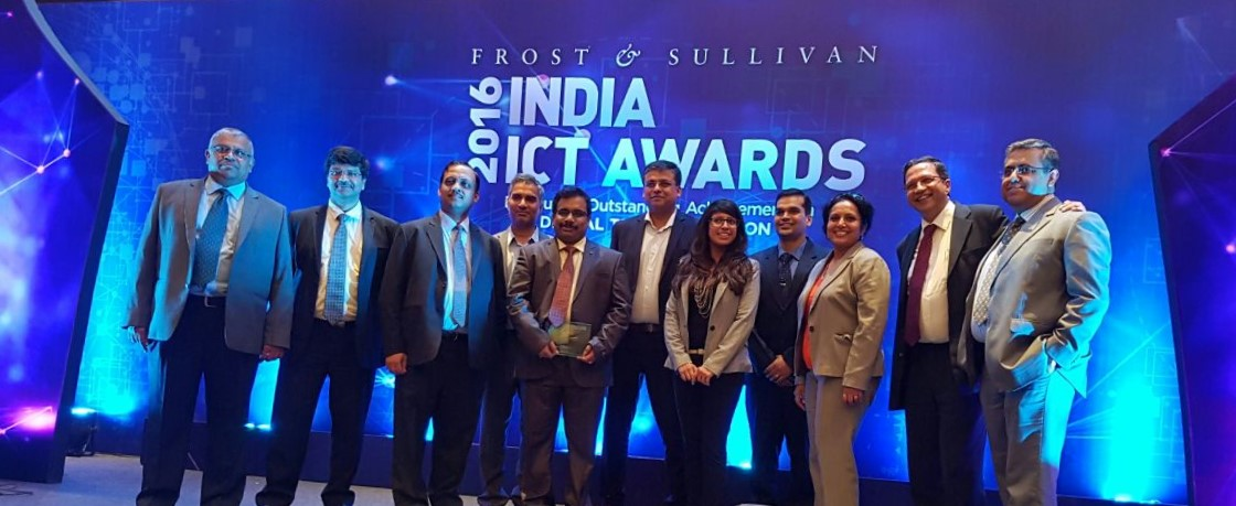 F&S ICT AWARDS 2016